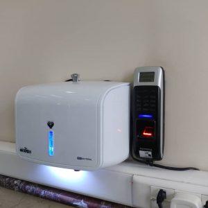 دستگاه ضدعفونی کننده هوشمند